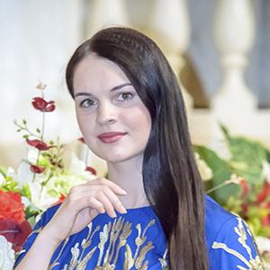 Анна Сергеевна Олькова