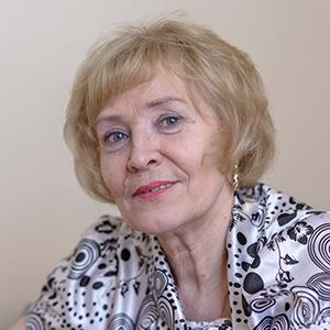 Тамара Федоровна Рудева