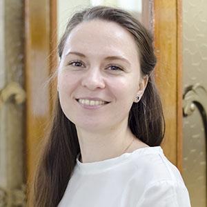 Екатерина Андреевна Коротаева