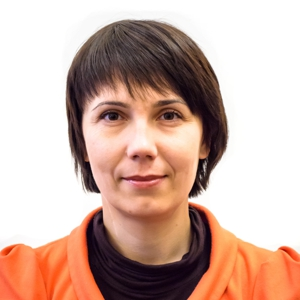 Евгения Владимировна Беляева