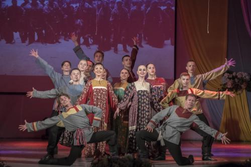 IX фестиваль духовной и народной музыки Весна Духовная