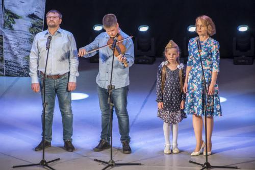 XII открытый городской фестиваль- конкурс военно-патриотической песни Во славу Родины поем 2021