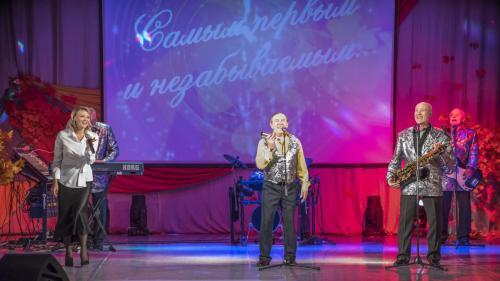 Праздничный концерт к Дню учителя «Самым первым и незабываемым…»